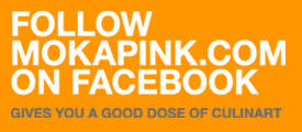 FOLLOW MOKAPINK ON FACEBOOK