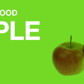 Love our food - Apple
