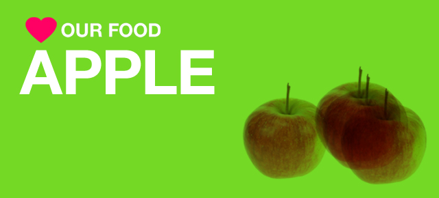 love-our-food-apple