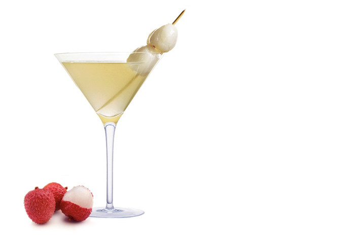 My fav lychee martini its happy hour pinterest for Cocktail litchi