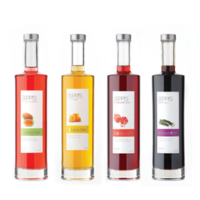 Zeppi Export Liqueurs refresh the look with a labels re-design