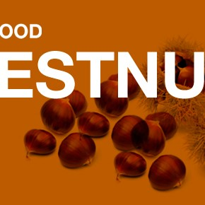 Love our food – Chestnut